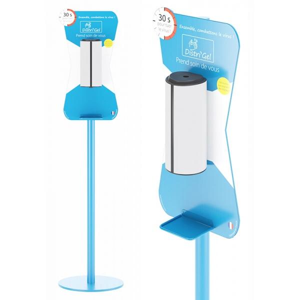 Distributeur de gel hydroalcoolique automatique 950 ml