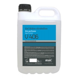 Gel hydroalcoolique en bidon de 5 L