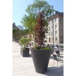 Double pot décoratif Colors® Open diamètre 120 x H120 cm