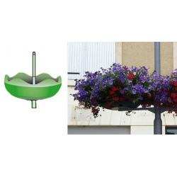 Support L55 cm avec vasque diamètre 60 cm