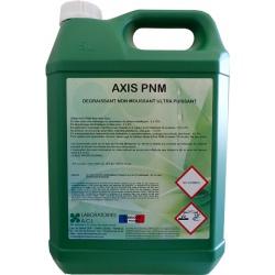 Dégraissant non moussant ultra puissant Axis PNM à diluer 5L
