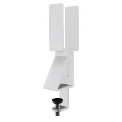 Support de fixation d'écran acoustique frontal bureau seul