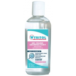 Lot de 24 flacons 100 ml gel SPS Wyritol