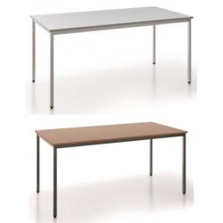 Table de reunion Team 160x80 cm