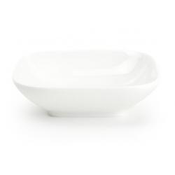 Coupelle carrée Mexique en porcelaine 9,9 x 9,9 x H2,8 cm