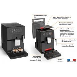 Machine à café broyeur à grains Intuition Essential