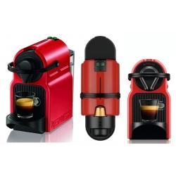 Machine à café Nespresso Inissia rouge