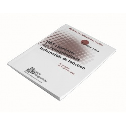 FPT : Barèmes et Indemnités de fonctions 2020