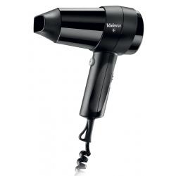 Lot de 6 sèche-cheveux à poser Action all black 1800 W