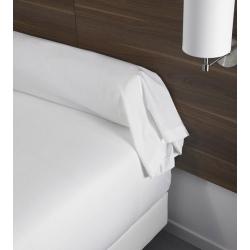 Housse de couette 100% coton blanc 125 g 175x250 cm (le lot de 10)