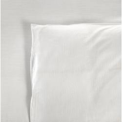 Housse de couette Tradition polycoton 74/26 blanc 130 g 280x270 cm (le lot de 5)