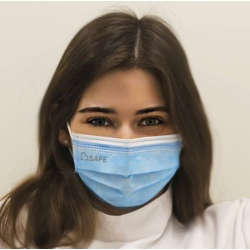 Lot de 3000 masques chirurgicaux jetable type IIR