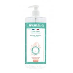 Lot de 12 Wyritol crème hydroalcoolique Pamplemousse Fleur de Thé 500 ml