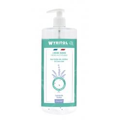 Lot de 12 Wyritol crème hydroalcoolique Lavande Tonka 500 ml