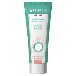 Lot de 12 Wyritol crème hydroalcoolique Pamplemousse Fleur de Thé 75 ml