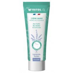 Lot de 12 Wyritol crème hydroalcoolique Lavande Tonka 75 ml