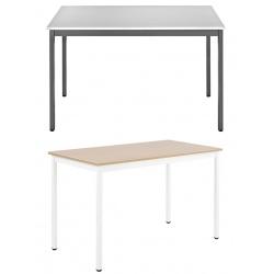 Table de réunion Ella 140x70 cm