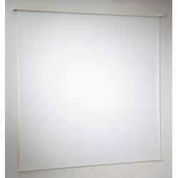 Ecran de projection manuel non feu M1 180x180 cm