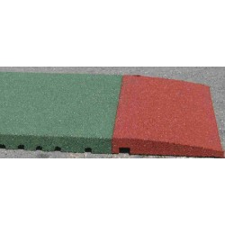 Bordure chanfreinée 1000x250 ép 35 à 10 mm