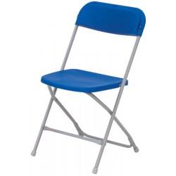 Lot de 12 chaises pliantes et empilables Joan M4