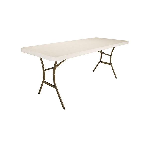 Table pliante polyéthylène Optimum 183x76 cm