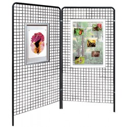 Grille d'exposition Eco maille 50x50 cm