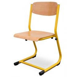 Chaise maternelle appui sur table Elise TC à T3