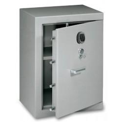 Coffre fort grand volume 175 litres serrure A2P et électronique L60xP43xH100 cm