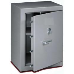 Coffre fort grand volume 140 litres serrure à clé A2P L60xP43xH80 cm