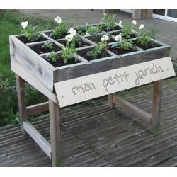 Petit jardin sur pieds H76 cm