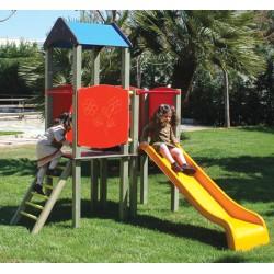 Tour Cendrillon H100cm (2 à 8 ans)