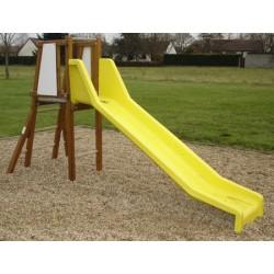 Toboggan H90 cm glissière polyester (2 à 7 ans)