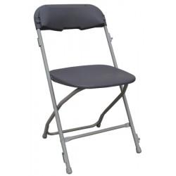 Lot de 8 chaises pliantes et  accrochables Mathilde M2