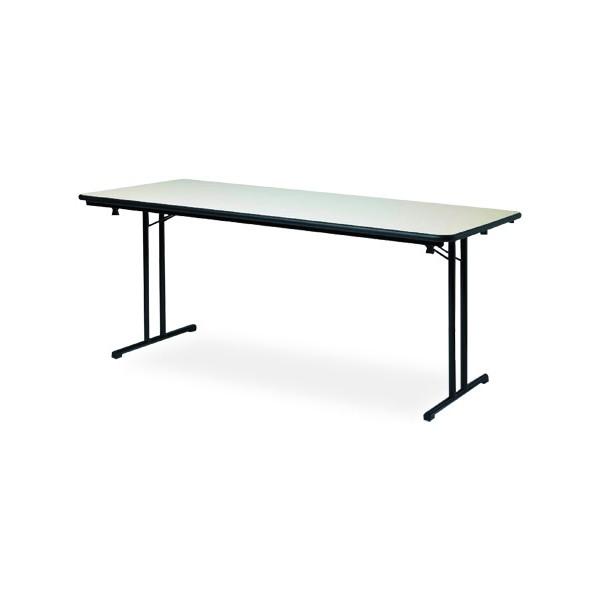 Mm 22 Beta Pvc Table Mélaminé Chant Pliante 120x80 Cm SMVzpGqUL