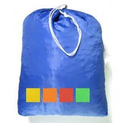 Lot de 50 sacs à linge polyester 100L