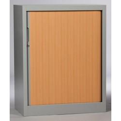 Armoire métallique monobloc à rideaux 167x80 cm