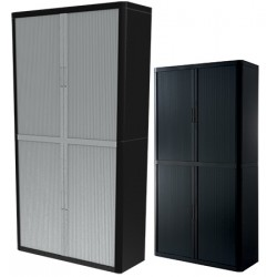 Armoire à rideaux Futura Ecoline coloris standard L110 x P41,5 x H204 cm