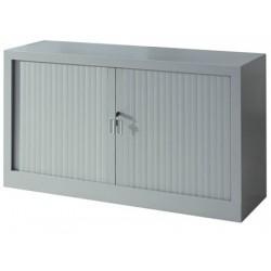 Armoire à rideaux PVC M1 NF Office Excellence 69x120x43 cm