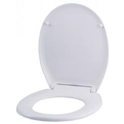 Abattant wc en thermodur blanc