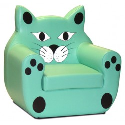 Fauteuil chaton assise H25 cm