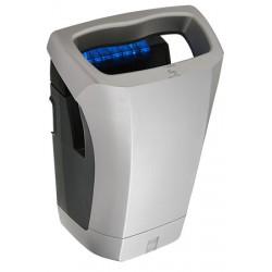 Sèche-mains automatique JVD Stell Air 1200 W gris métal
