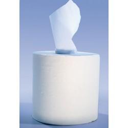 Pack de 6 bobines à devidage central Ecolabel 450 formats 38x19,6 cm blanc