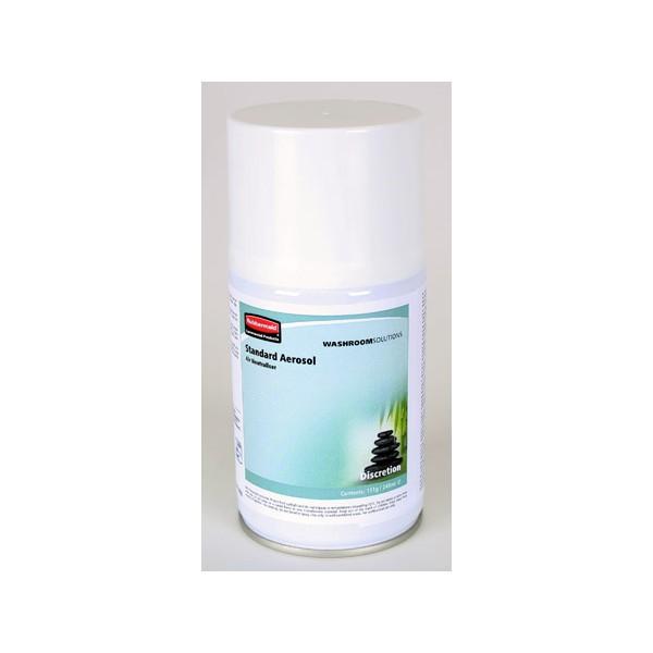 Lot de 12 aérosols parfum Discretion 243ml pour diffuseurs Selectplus et Pulse