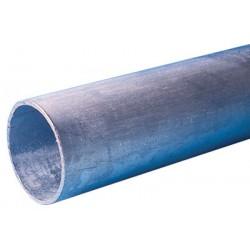 Tube rond galva 4 m diam 60 mm