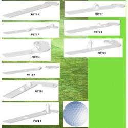 Mini golf 9 pistes et accessoires