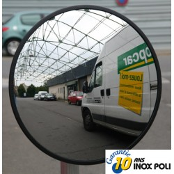 Miroirs multi usages diam 800 mm garantie 10 ans