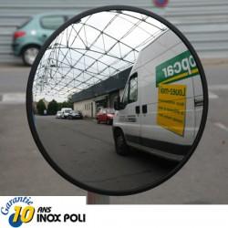 Miroirs multi usages diam 600 mm garantie 10 ans