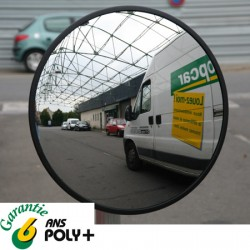 Miroirs multi usages diam 600 mm garantie 6 ans