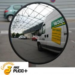 Miroirs multi usages diam 600 mm garantie 3 ans