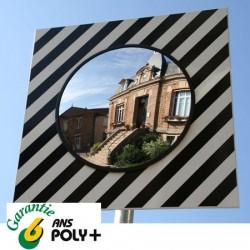 Miroirs routiers diam 600 mm garantie 6 ans